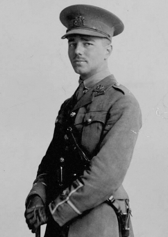 British WWI Poet Wilfred Owen