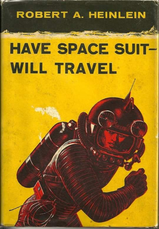 Have space suit, will travel