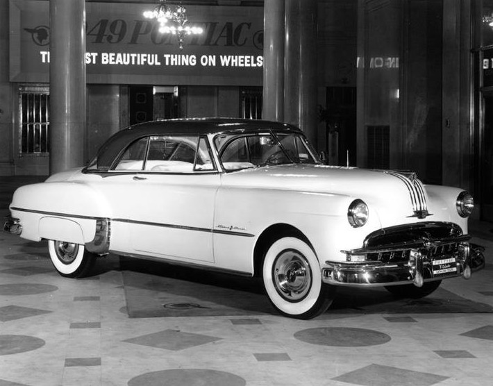 "1949 Pontiac, ""The Most Beautiful Thing On Wheels"""