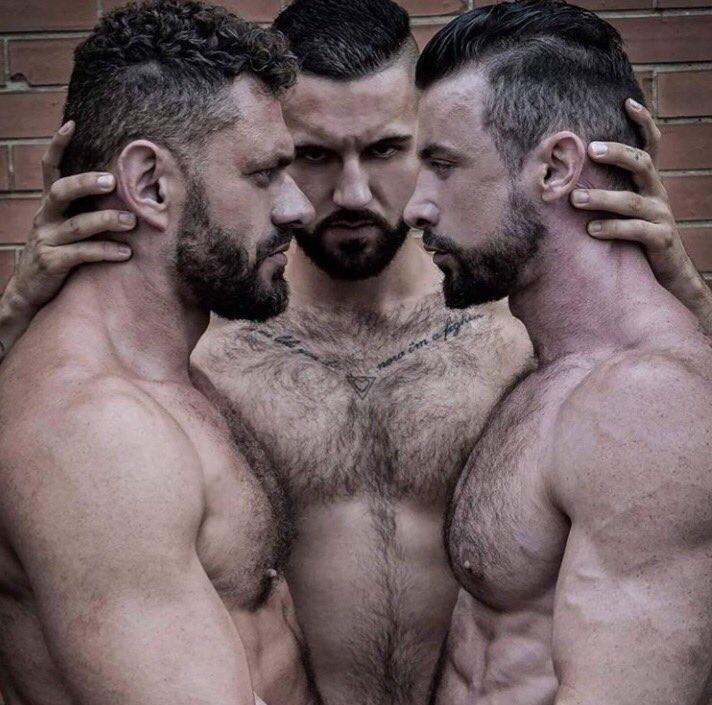 Hairy Trio
