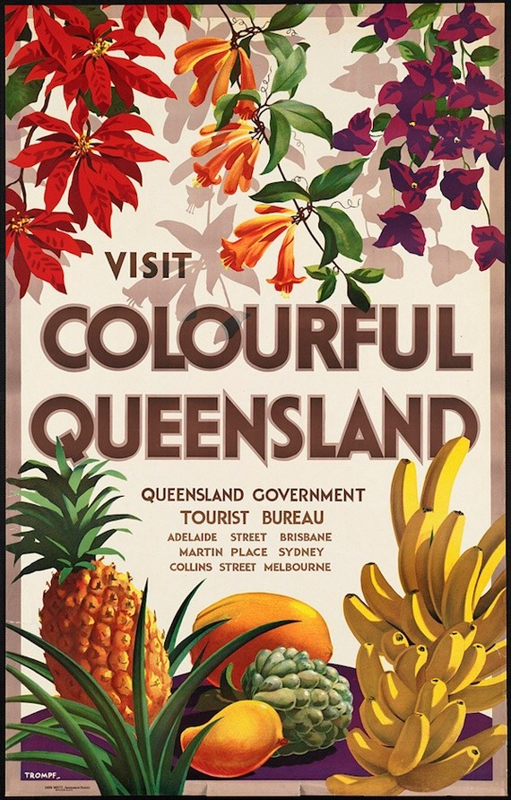 Colourful Queensland, Australia