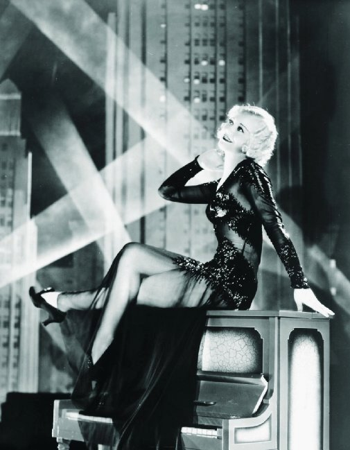 "Ginger Rogers, ""Gold Diggers of 1933"""