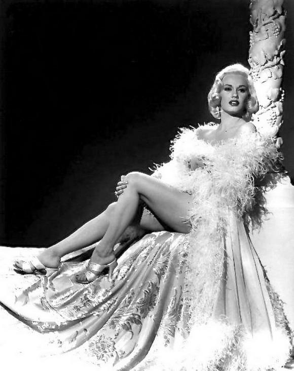 Mamie Van Doren by George Hurrell,1950s