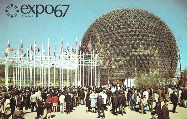 Expo 1967, Montreal