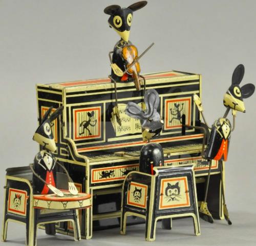 Tin Musicians