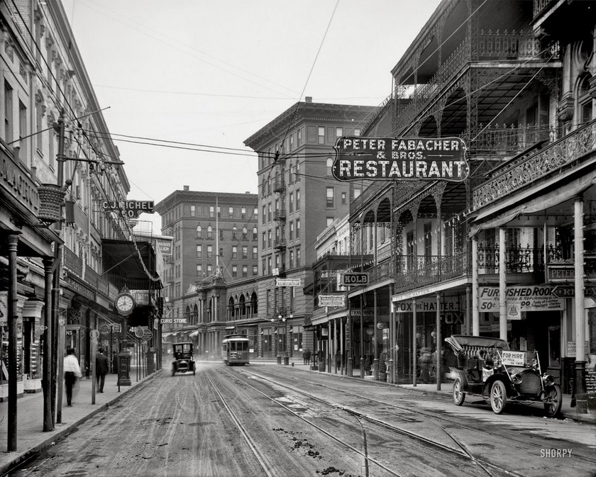 New Orleans, 1905