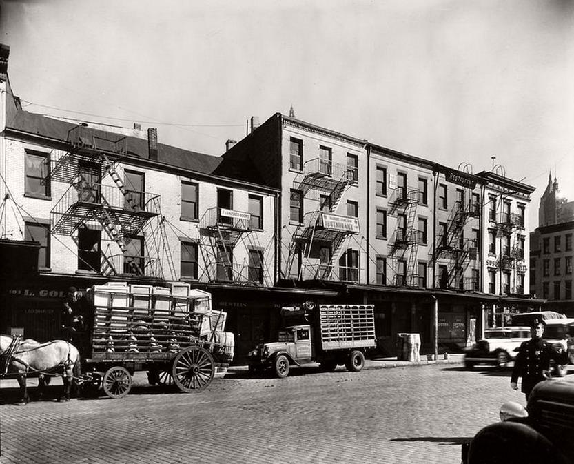 NYC, 1920s