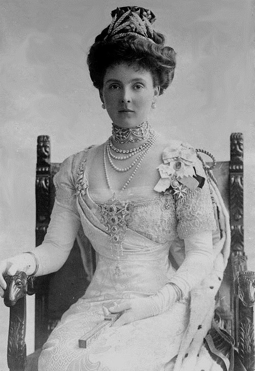 Princess of Teck (Germany), 1911