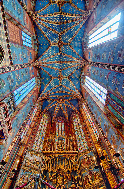 St. Mary's Basilica, Poland