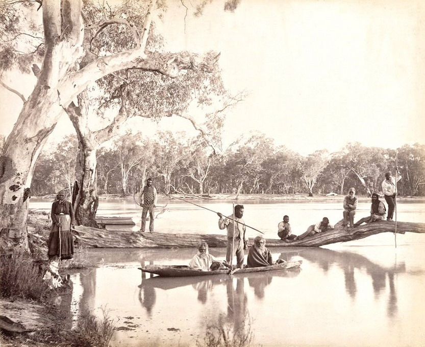 Aborigines, Australia, early 20thcentury