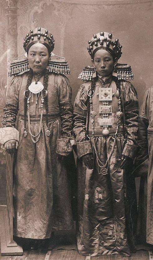 Mongolian royalty