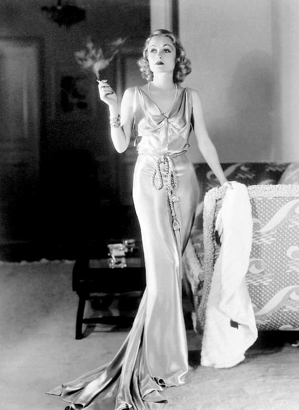 Constance Bennett, 1936