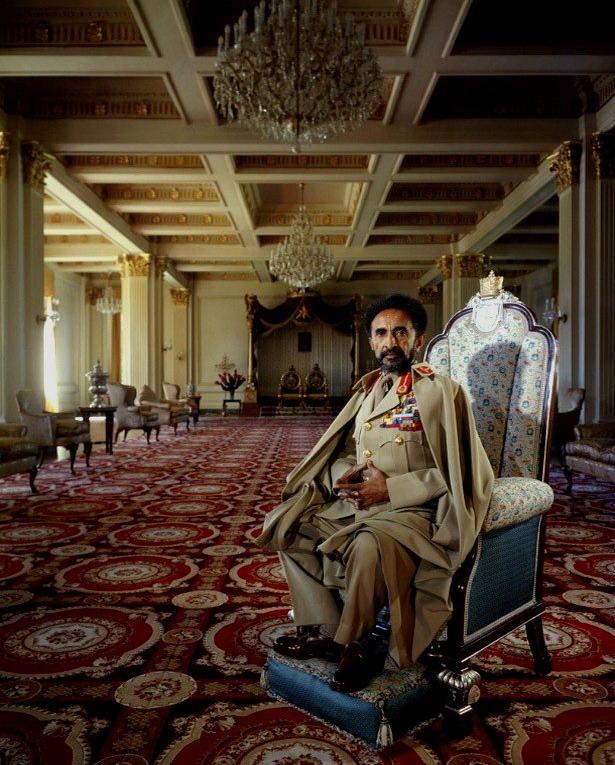 Haile Selassie, Emperor ofEthiopia