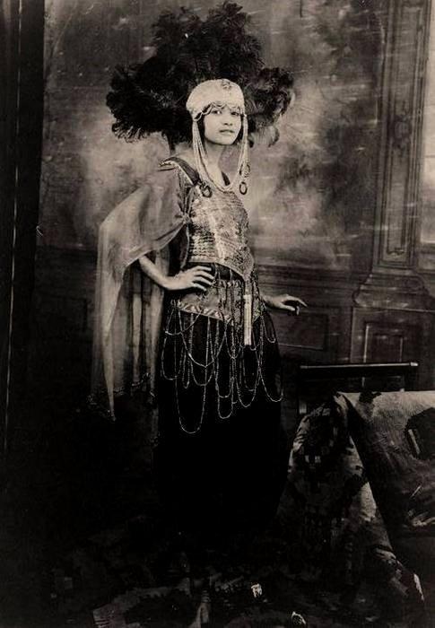 Dancer, Harlem, NYC,1920s