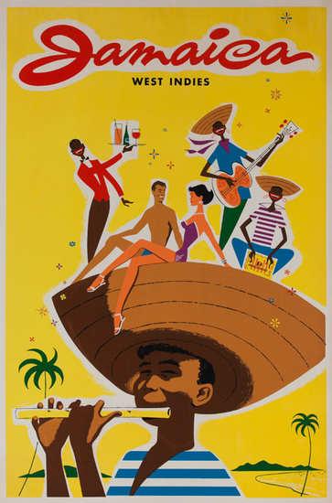 Jamaica, 1960s