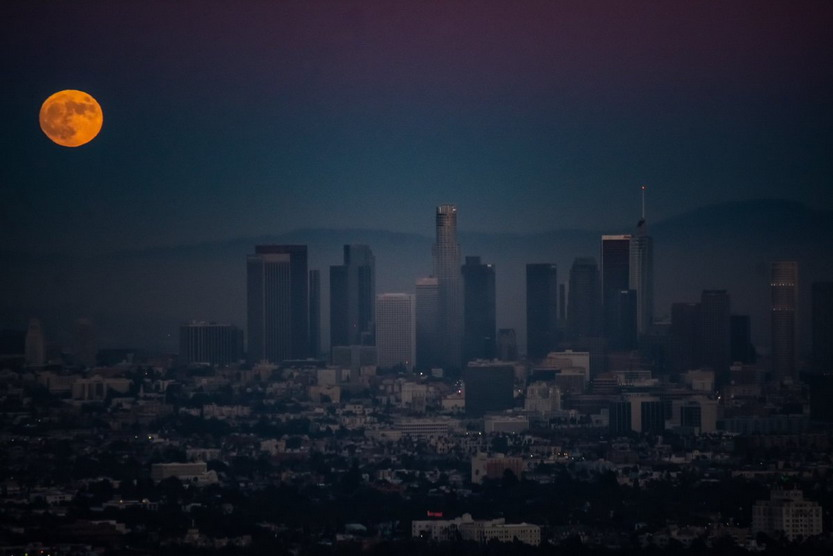Los Angeles bymoonlight