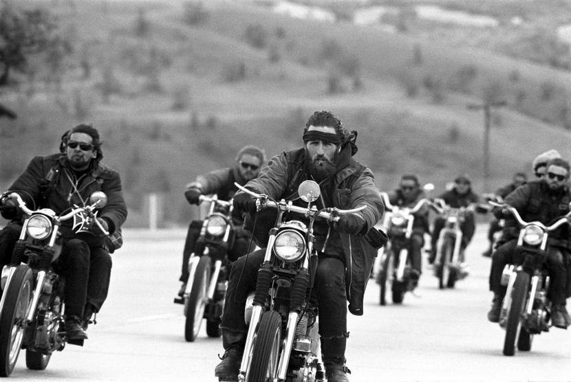 Hell's Angels, Los Angeles,1970s