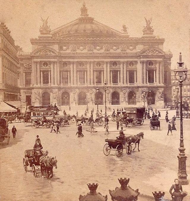 Paris, 1800s