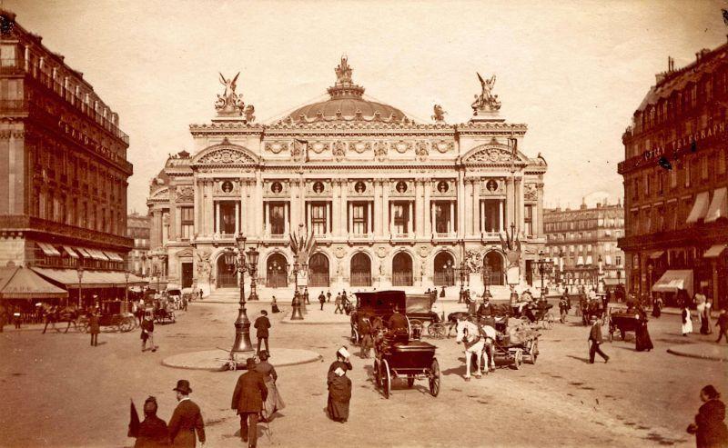 Paris, 1880s