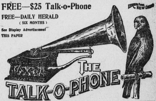 The Talk-O-Phone