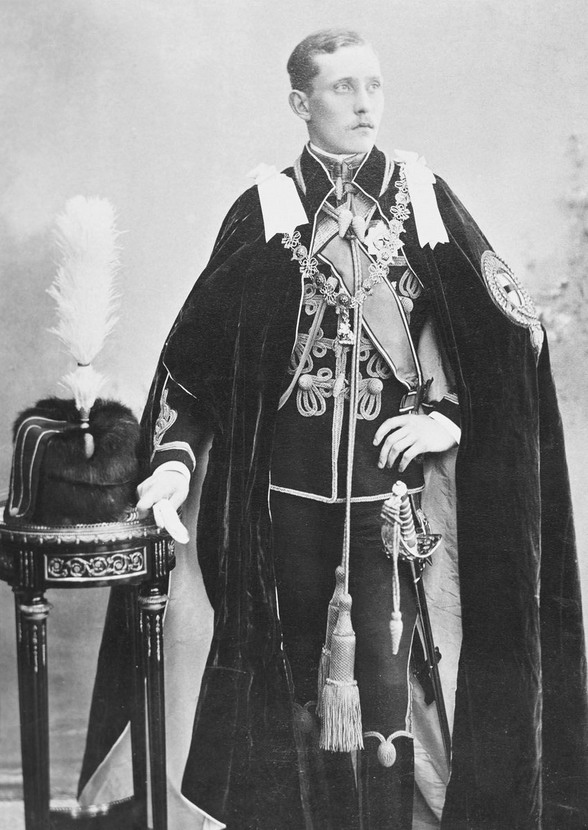 Prince Arthur of Connaught, UK