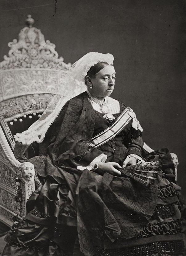 Queen Victoria, Empress of India,1800s