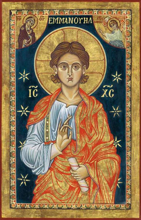 Russian Orthodox Icon