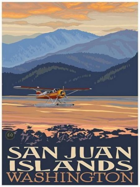 San Juan Islands,Washington