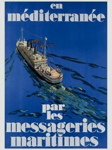 Messageries Maritimes enMediterranee