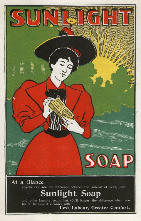 Sunlight Laundry Soap
