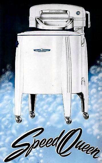 Speed Queen washingmachine