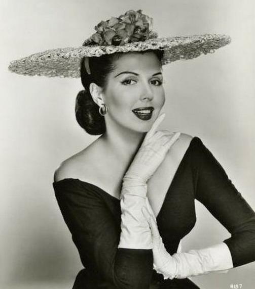 Ann Miller, 1940s