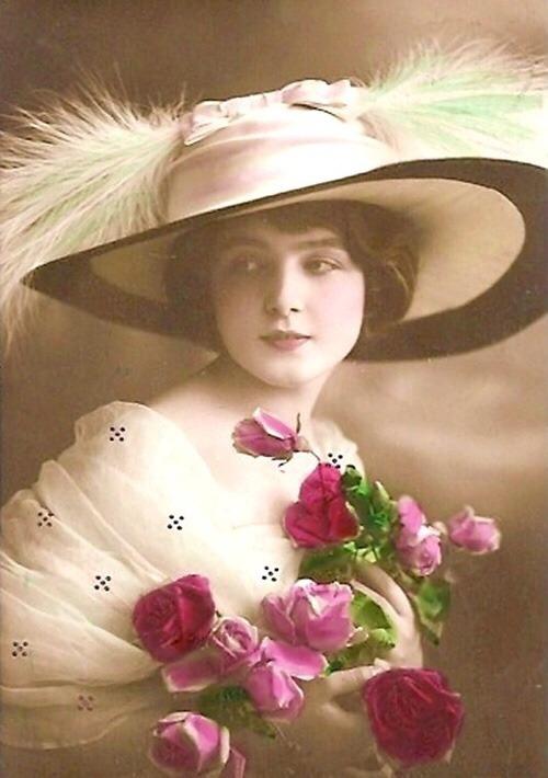 Big Hat, circa1905