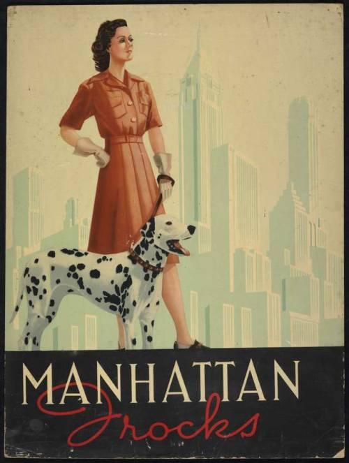 Manhattan Frocks, 1930s