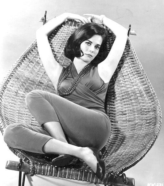 Natalie Wood, 1950s