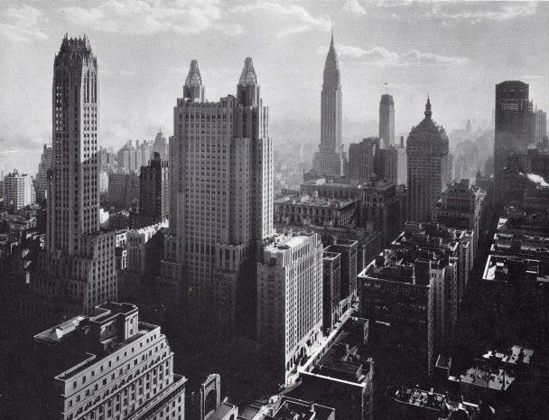 NYC, 1930s
