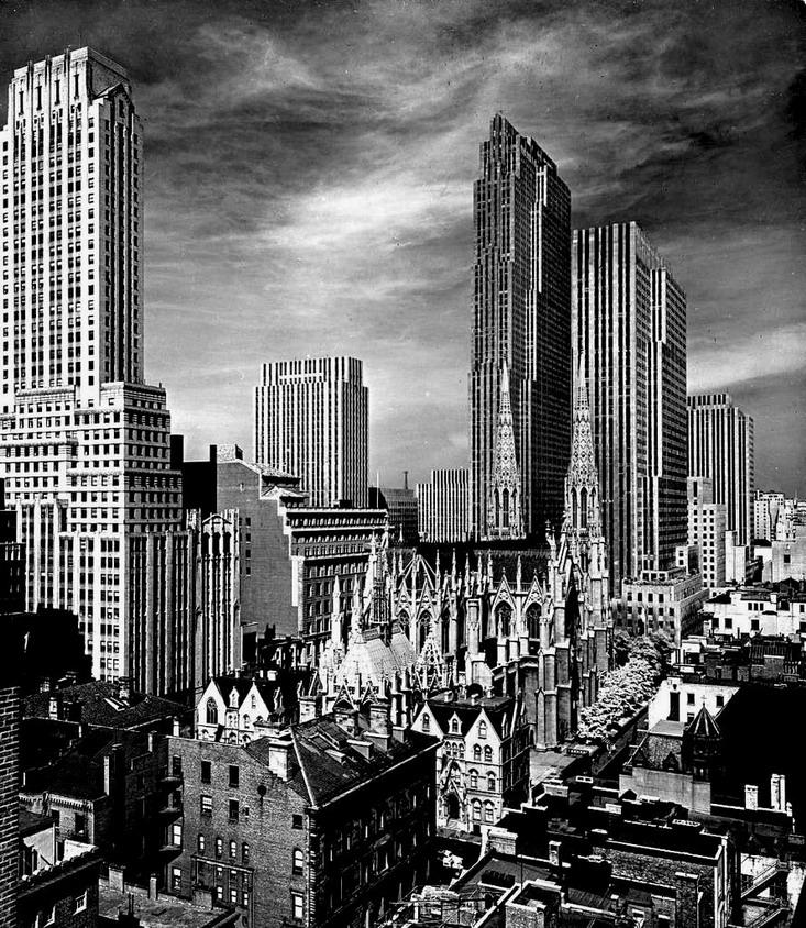 NYC photo by Albert Eisenstadt,1939
