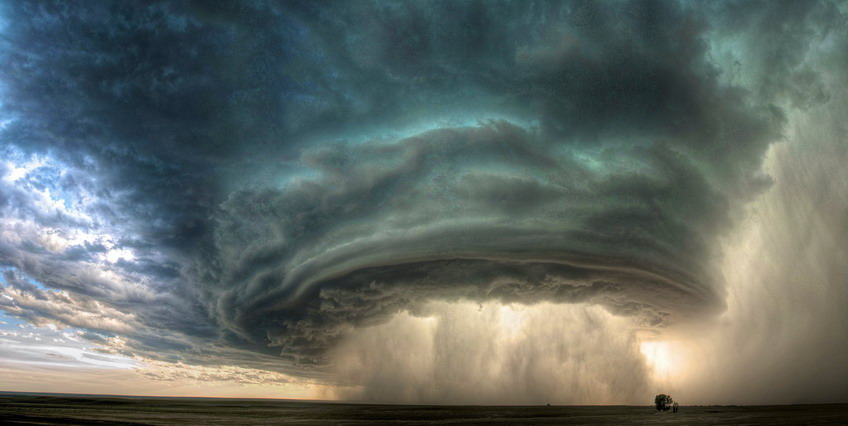 Supercell, photo by Sean R. Heavey