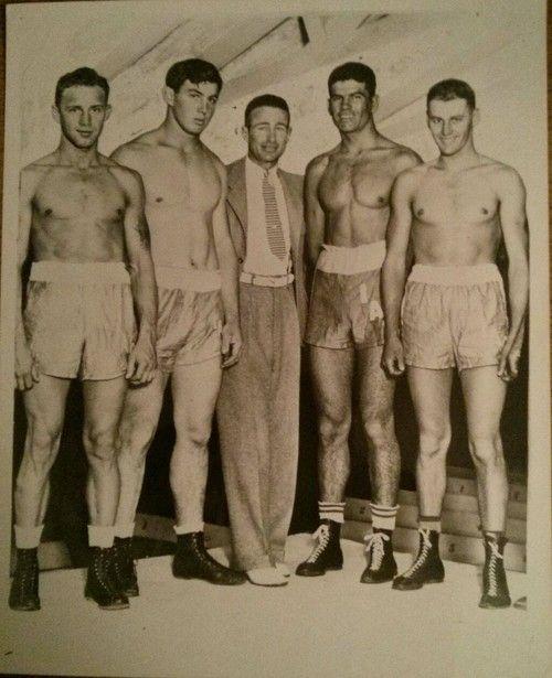 Boxers, 1940s