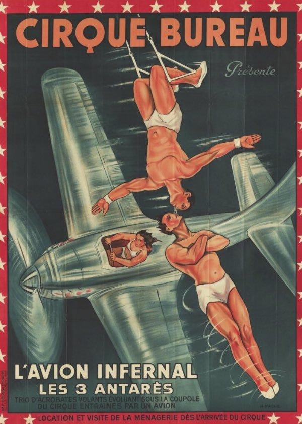 Cirque Bureau, 1930s