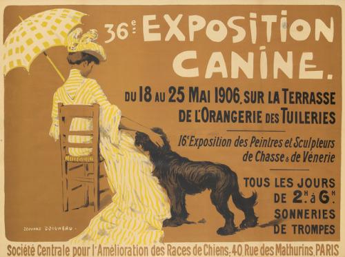 Exposition Canine, Paris,1906