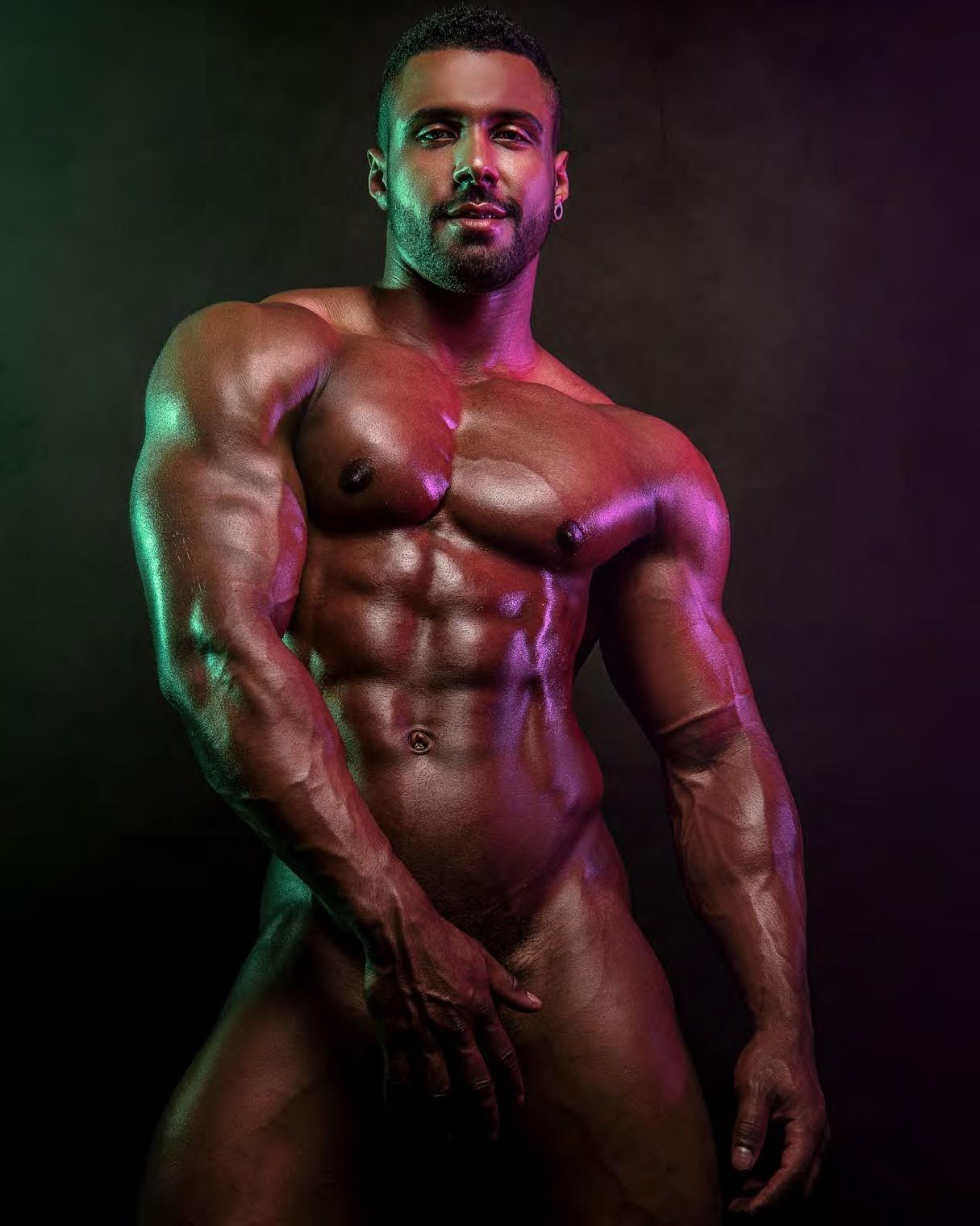 Model Eric Uchoa