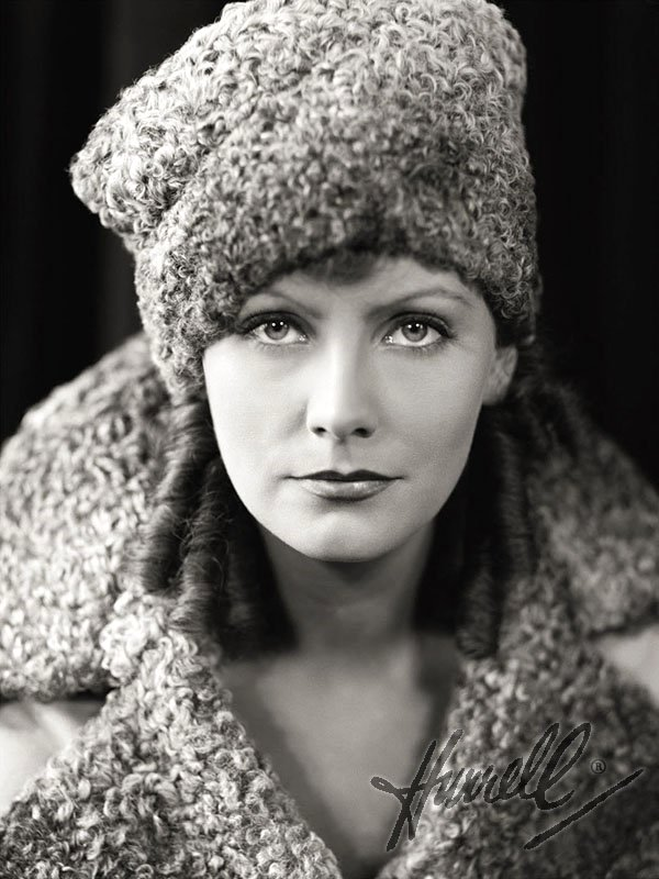 Greta Garbo by George Hurrell, early1930s