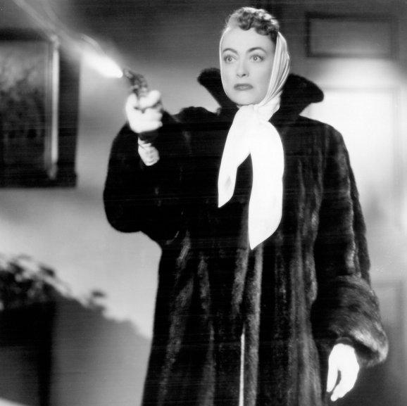 """Joan Crawford in """"Mildred Pierce"""",1945"""