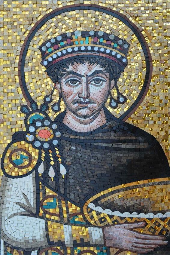 Roman Emperor JustinianI