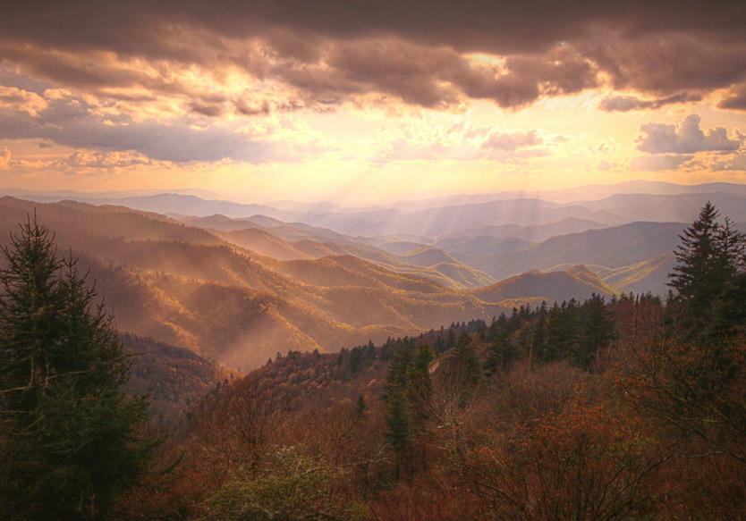 Blue Ridge Mountains,Virginia