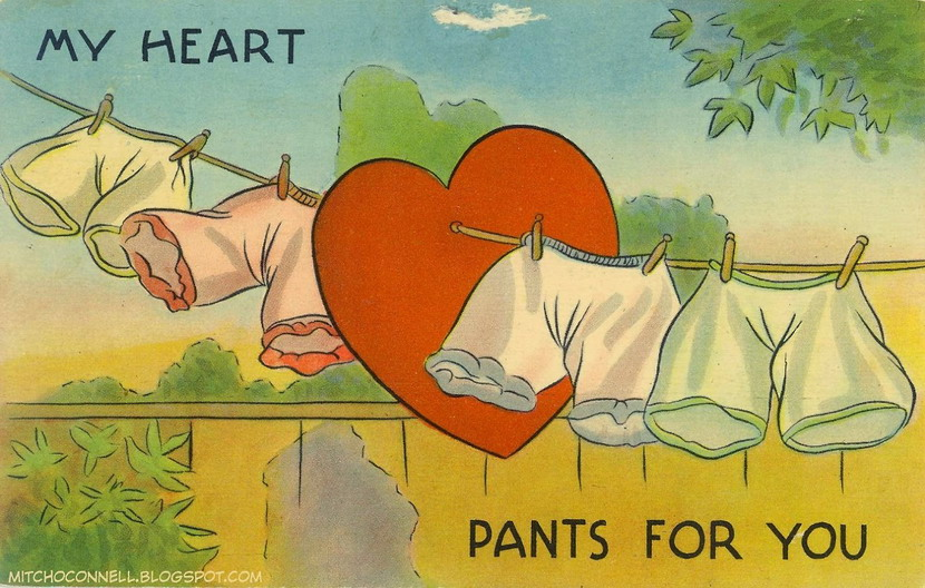 My heart pants for you
