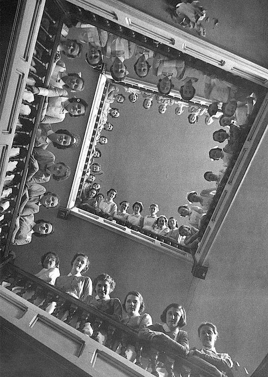 Nurses, NYC, 1937