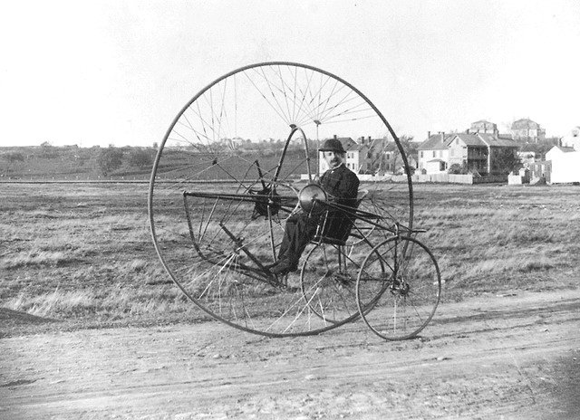 Vintage Big Wheel Tricycle