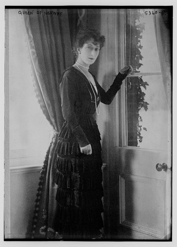 Maud, Queen of Norway